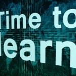 学ぶために時間 — ストック写真