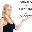 Success concept — Stock Photo #29325521