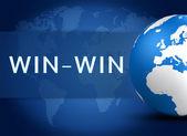 Win-Win — Stock Photo