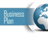 Businessplan — Stockfoto