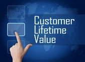 Customer Lifetime Value — Stock Photo
