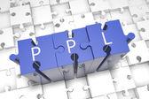 Pay per Lead — Stock Photo