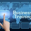 Business Training — Stock Photo