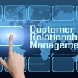 Customer Relationship Management — Foto de Stock