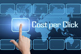 Cost per Click — Stock Photo