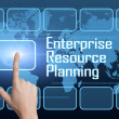 Enterprise Resource Planning — Stock Photo