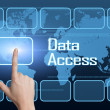 Data Access — Stock Photo #36712279