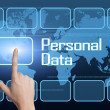Personal Data — Stock Photo