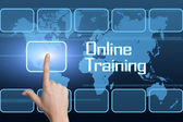 Online Training — Stock Photo