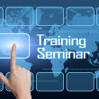 Training Seminar — Stock Photo