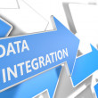 Data Integration — Stock Photo