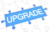 Upgrade — Stock Photo