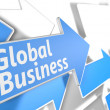 Global Business — Stock Photo #38682181