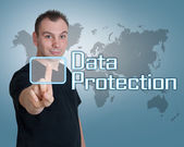 Data Protection — Stockfoto