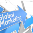Global Marketing — Stock Photo