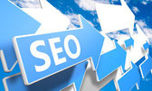 Search Engine Optimization — Stock Photo