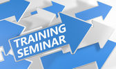 Training Seminar — Stock Photo
