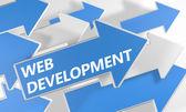 Web Development — Stock Photo