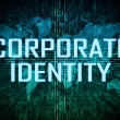 Stock Photo: Corporate Identity