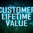 Stock Photo: Customer Lifetime Value