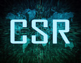 Företagens sociala ansvar — Stockfoto