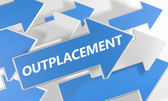 Outplacement — Foto Stock