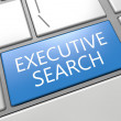 Executive Search — Stock Photo