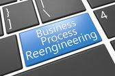 Reingeniería de procesos de negocio — Foto de Stock