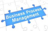 řízení obchodního procesu — Stock fotografie
