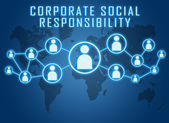 Corporate Social Responsibility — Stock Photo
