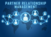 Partner Relationship Management — Stock Photo