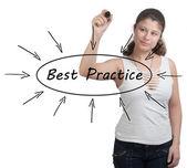 Best Practice — Stock Photo