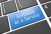 Software as a Service — Stock Photo