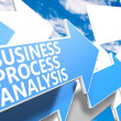 Business Process Analysis — Stock Photo #45628595