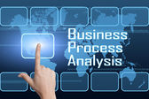 Business Process Analysis — Stock Photo