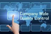 Company Wide Quality Control — Stock Photo