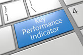 Key Performance Indicator — Stock Photo