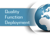 Quality Function Deployment — Stock Photo