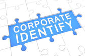 Corporate Identify — Stock Photo