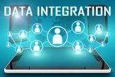 Data Integration — Fotografia Stock