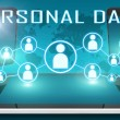 Personal Data — Stock Photo #46016859