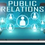 Public Releations — Stock fotografie #46017075