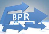 Business Process Reengineering — Stock Photo