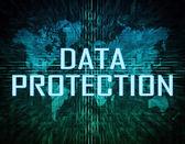 Data Protection — Stock Photo