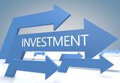 инвестиции — Стоковое фото