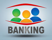 Banking — Stockfoto