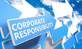 Corporate Responsibility — Stock Photo