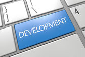 Development — Stock Photo