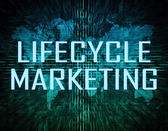 Lifecycle Marketing — Stock Photo