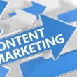 Content Marketing — Stock Photo #48702721
